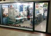 Excelente local comercial cc paseo las delicias maracay