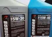 Venta lubricantes marca morgas importado eeuu