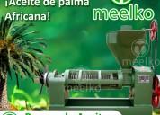 Prensa de aceite mkop130 meelko