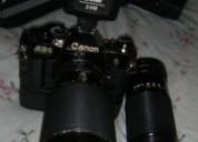 Camara fotografica analogica reflex