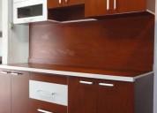 Mueble para cocina empotrada
