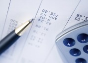 Asesorías contables y seguros en general