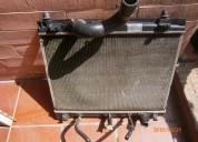 Vendo radiador de toyota yaris automatico 2007/201