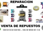 Servicio tecnico batidoras kitchenaid reparacion