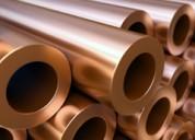 Laminas cobre  bronce barras pletinas cobre