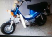 Compro motos yamaha chappy