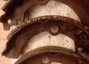 Bandas de frenos chevrolet wagon r