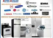 Servicios técnico en refrigeración