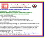 CURSO BOBINADO DE MOTORES ELECTRICOS