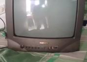 Televisor daewoo de 14 pulgadas con control remoto