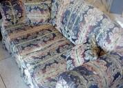 Sofa de dos asientos