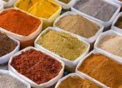 Dale vida a tus comidas con super chef-food y spic