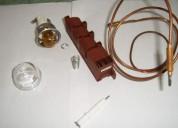 Repuestos para cocinas switch termostatos