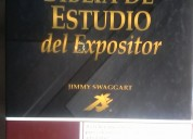 Biblia de estudio del expositor jimmy swa