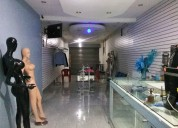 Se alquila local comercial en san cristobal,