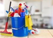 Servicios de limpieza del hogar