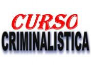 Curso de criminologia, curso de criminalistica