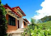 Hermosa casa con clima de montana merideno.