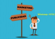 Comunicador Experto en Marketing digital.