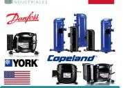 Ventas de compresores de refrigeracion industrial