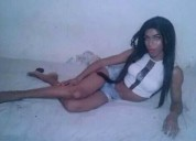 Chica trans disponible jovensita