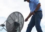 Internet satelital velocidad maxima