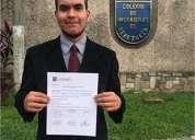 Ingeniero civil recien graduado en valencia