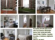 Apartamento en caracas lomas del avila 67 mts2