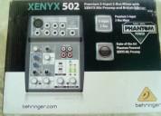 Consola de sonido