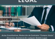 •⚖️consultoria jurídica y asistencia legal⚖️•