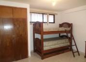 Apartamento de 65m2 en arena mar suite, tucacas