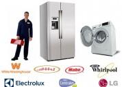 Servicio técnico a domicilio, neveras,lavadoras,ai