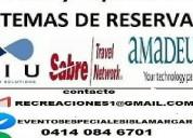 Curso basico sistemas reservas aereas freelance