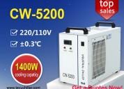 Enfriador de agua cw5200