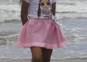 Vestidos barbie para la princesa de la casa