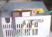 Soldador a cabón electronico