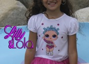 Lindos vestidos de fiesta infantil