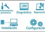 Servicio tecnico en computadoras.