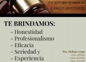 abogado escritorio jurÍdico