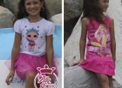 Los mejores diseños en vestidos de fiesta infantil