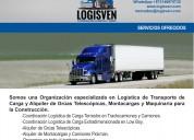 Logisven - transporte de carga de camiones - camio