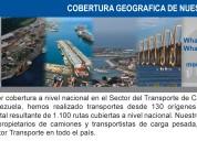 Logisven - plataforma de 30 toneladas/batea