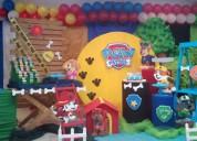 Playful fiestas infantiles, decoraciones,tortas.