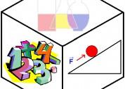 QuÍmica, matemÁtica y fÍsica desde venezuela