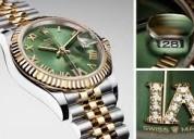 Compro reloj rolex llame cel whatspp 0414.908.5101