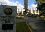 Venta de parcela cementerio del este
