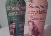 Shampoo 500ml importado