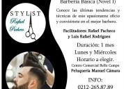 Curso de barberÍa 2019 caracas