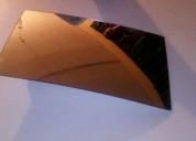 Lamina de espejo curvo panorámico. 20cm x 30cm.