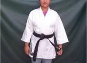 Uniformes para artes marciales
